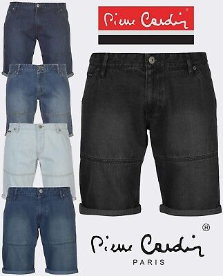 Short Bermuda Pierre Cardin Jean Homme Collection 2018 Du S Au Xxxl