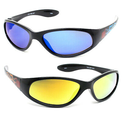 60cee79bf29 Children 7-14 Kids Sunglasses For Boys Baseball Cycling Youth Sport Glasses  New
