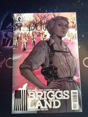 Briggs Land #1 Cover A Dark Horse Comics VF/NM AMC (CBVV013)