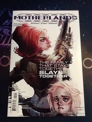 MOTHERLANDS #2 VERTIGO DC Comics 2018 1ST PRINT VF/NM (CBVV026)