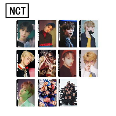 Lot of & KPOP NCT NCT127 NCT DREAM  NCT DREAM Album Poster Photo Card Lomo card
