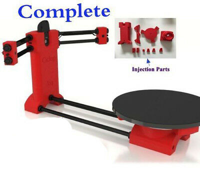 Fast Shipping, BQ Ciclop 3D scanner Complete Kit for Open Source DIY 3D Printer