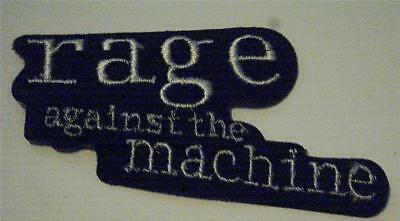 Rage Against The Machine Embroidered Iron On Patch Jeans Sweatshirts Jackets NEW