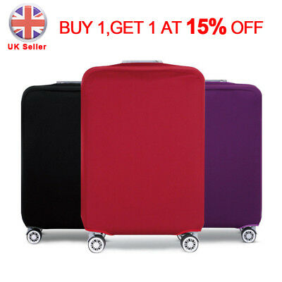 S/M/L/XL Travel Luggage Elastic Cover Protector Suitcase Dust proof Anti Scratch