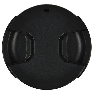 KIWI 62mm Snap-on Center Pinch Front Lens Cap Filter Cover for Sony Canon Nikon