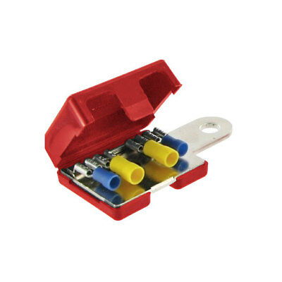 Branchement Multiple Sur Cosse Batterie Rouge
