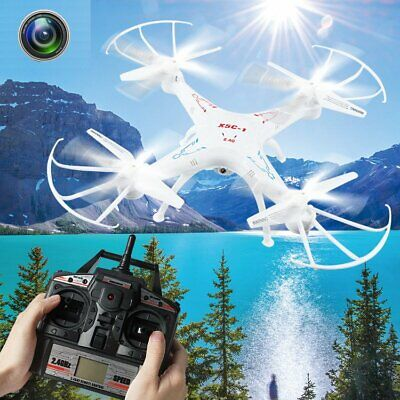 X5C-1 Quadcopter Drone with 2MP Camera RC Helicopter Remote Control MAX