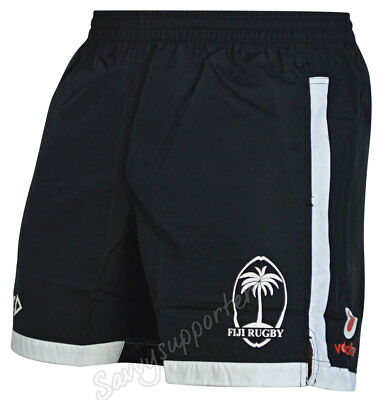 Fiji Rugby 2017 Rugby Union Training Shorts Sizes S-5XL BNWT