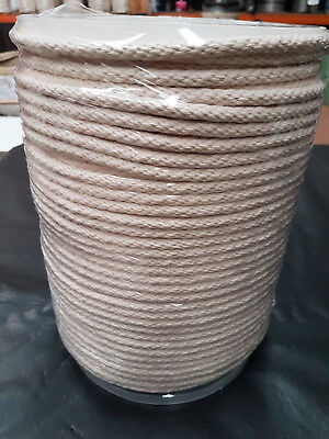 "Ø7mm x 200m Reel of Generic Cotton Sash Cord ""FREE"" Delivery"