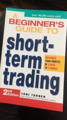 A Beginner's Guide to Short-Term Trading: Maximize Profits - 1 left - reduced ££