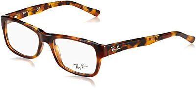 Ray-Ban 5268, Montature Unisex Adulto, Marrone (Tortoise), 52 (R8V)