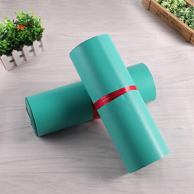 Green Poly Mailers Shipping Envelopes Self Sealing Plastic Mailing Bags 50/100X