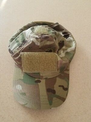 c724ce096a2 Crye Precision Shooters Ball Cap Hook   Loop Hat Multicam NEW APR-BC2-02