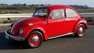 1970 Volkswagen Beetle - Classic Bug 1970 Bug, Beautiful Condition, Show Quality Paint, Rebuilt Engine.
