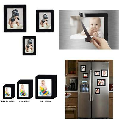 Magnetic Picture Frame Collage For Refrigerator Gallery - origami ...