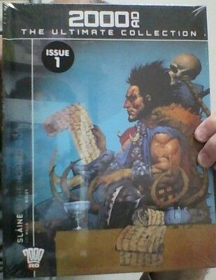 2000 AD The Ultimate Collection Issue 1 Slaine - # 32 Graphic Novel.