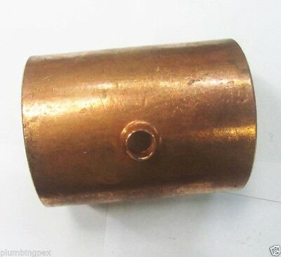 "Elkhart 111-R 4"" x 4"" x 1/2"" inch Copper Reducing Tee"