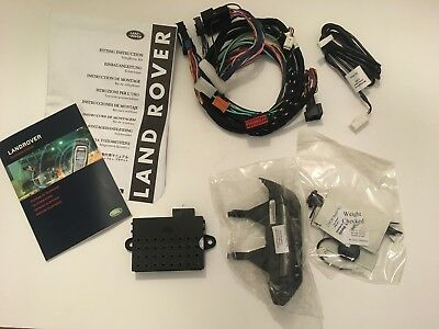 Range Rover Sport, Discovery 3 NEW GENUINE bluetooth interface kit VUB501151 S3D