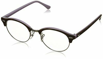 Ray-Ban 7117, Montature Unisex Adulto, Marrone (Tortoise/Gunmetal), 50