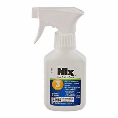 Nix Lice Control Spray, 5oz 363736120016A550