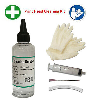 UNBLOCK PRINT HEAD nozzle for Epson Brother, Printer cleaner