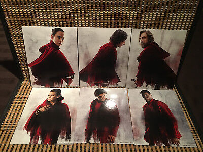 Star Wars: The Last Jedi (Limited Edition Slipcover+6 Interchangable Cover Cards