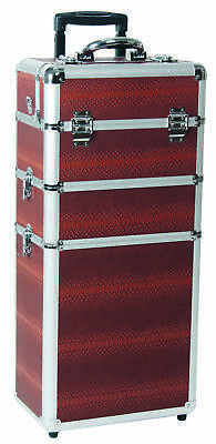Roll Trolley Beauty Compact