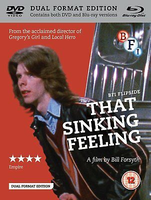 That Sinking Feeling (1979) Blu-Ray BRAND NEW Free Ship USA Compatible