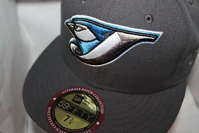e345e1f478a Toronto Blue Jays New Era MLB Ultimate Patch Collection Anniversary 59fifty