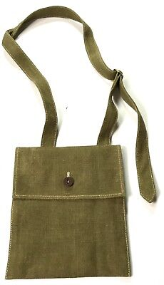 Wwi Russia Russian Pattern 1915 Ammo Carry Bag- 90 Rounds