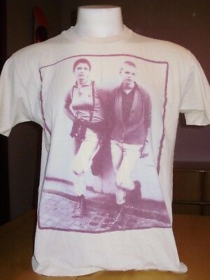 RARE VINTAGE 1992 MORRISSEY double sided TOUR SHIRT XL THE SMITHS