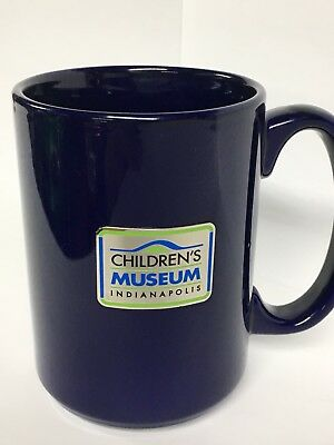 Indianapolis Children's Museum Mug, Nice Pre-Owned Coffee Cup