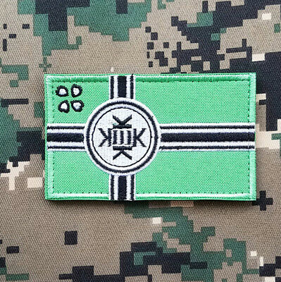 Kekistan Flag Lord Kek Patriot Trump Republican Hook Tactical Morale Patch Badge