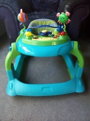baby walker with lights and sounds