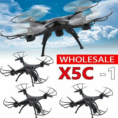 LOT 1-100 X5C-1 Explorers 2.4Ghz 4CH RC Quadcopter Drone w/ HD Camera WHOLESALE