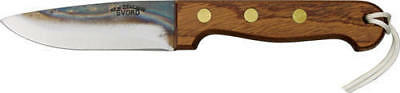 "Svord SVSVDP Knives Fixed Knife Wood Handle Drop Point Hunter 9.75"" Overall 4 3"