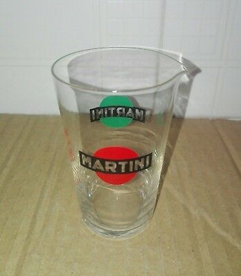 Bicchierino Dosatore Vermouth Martini Dry Cocktail Glass Vintage Bar 8 cm Italy