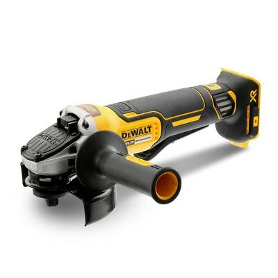 "Dewalt18V Xr Li-Ion Brushless Cordless 125Mm (5"") Paddle Switch Angle Grinder"