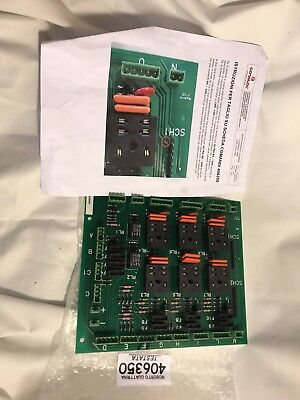 Main (PCB) circuit board for comac ultra 85/100 scrubber dryer ride on cleaner