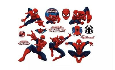 Original FATHEAD Marvel Ultimate Spider-Man RealBig Coll Wall Decal 96-96106 NEW