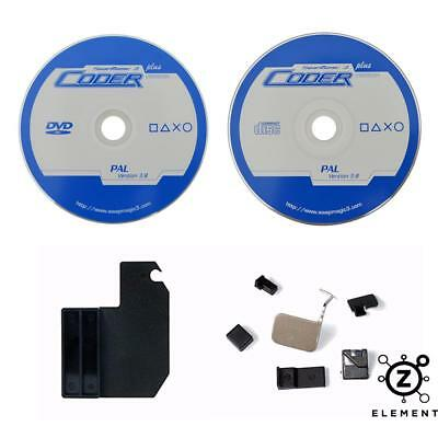 Playstation 2 - SwapMagic V3.8 PAL CD, DVD & V4 Tools, PS2 Swap Magic EU seller
