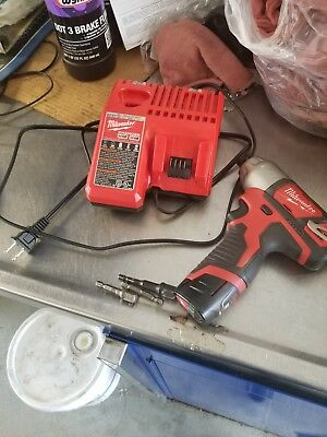 "New Milwaukee M12 2453-20 Fuel Brushless 1/4"" Hex 2-speed Battery Impact Driver"