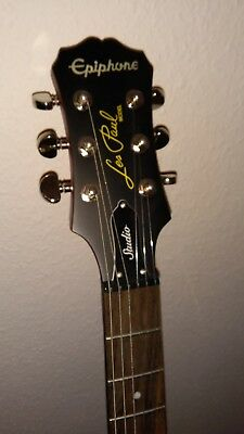 Epiphone Gibson Les Paul Studio - Worn Cherry