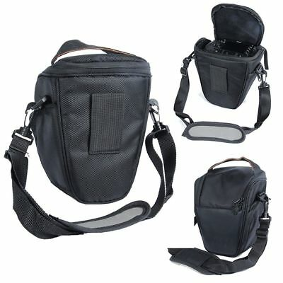 Triangle Waterproof Backpack Camera Bag SLR Case for Canon Nikon Sony SLR DSLR