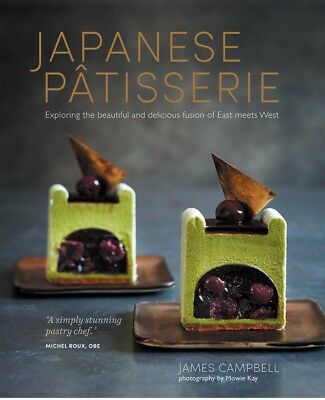 Japanese Patisserie By James Campbell *iBook*