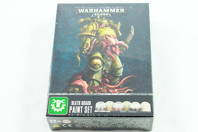 Death Guard Paint Set, Citadel Farben, Warhammer 40k, Games Workshop, NEU/OVP