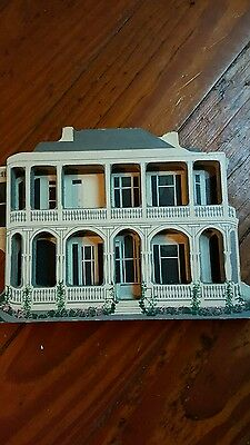 Shelia's Wooden Collectible Houses 2 Meeting Street Charleston SC