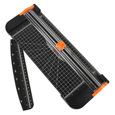 Heavy Duty A4 Photo Paper Cutter Guillotine Card Trimmer Ruler Home Office