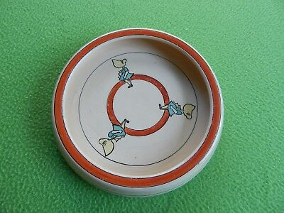 Roseville Pottery Juvenile plate - Price reduced