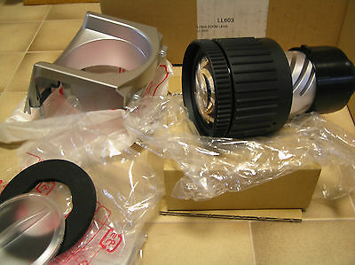 NEW Hitachi LL-603 LONG THROW Projector Lens for CP-X605 & CP-X608